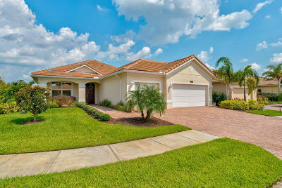 Vero Beach Single Family Home For Sale: 2020 Bennington Court SW