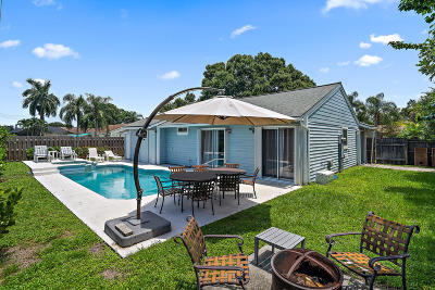 Jupiter Single Family Home For Sale: 18311 Flagship Circle