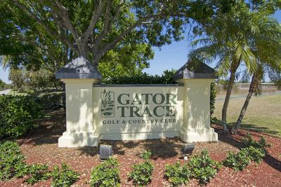 St Lucie County Single Family Home For Sale: 4352 Gator Trace Circle