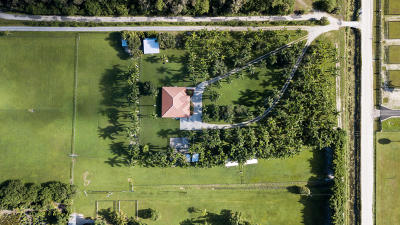 Loxahatchee Groves Single Family Home For Sale: 2379 B Road