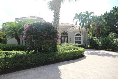 Delray Beach Single Family Home For Sale: 7911 Villa D Este Way