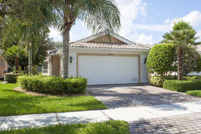 Tradition Townhouse For Sale: 12185 SW Elsinore Drive