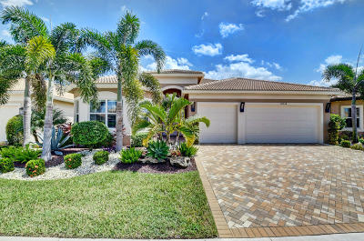Boynton Beach Single Family Home For Sale: 12334 Madison Ridge Avenue