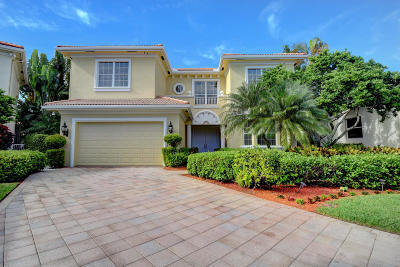 Boca Raton Single Family Home For Sale: 4187 NW Briarcliff Circle
