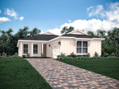 Loxahatchee Single Family Home For Sale: 19819 Wheelbarrow Bend