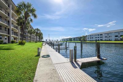North Palm Beach Condo For Sale: 108 Paradise Harbour Boulevard #111