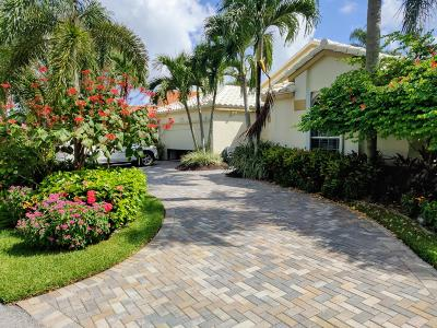 West Palm Beach Single Family Home For Sale: 4310 Camrose Lane