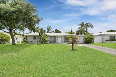 Boca Raton Single Family Home For Sale: 436 NE 34th Street