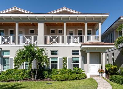 Vero Beach Townhouse For Sale: 3577 Ocean Drive