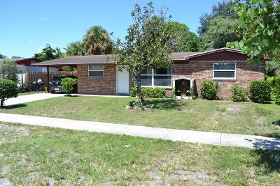 Jupiter Single Family Home Contingent: 323 Hibiscus Street