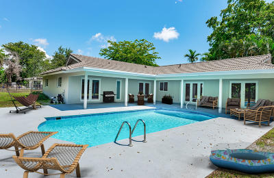 Boca Raton Single Family Home For Sale: 6957 Corto Circle