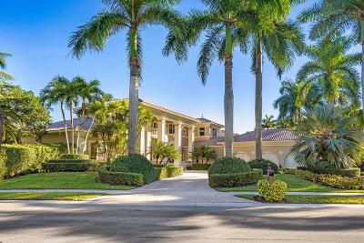 Delray Beach Single Family Home For Sale: 7379 Floranada Way