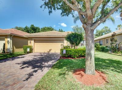 Boynton Beach Single Family Home For Sale: 10678 Conway Trail
