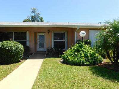 Delray Beach Single Family Home For Sale: 1341 NW 19th Terrace #C