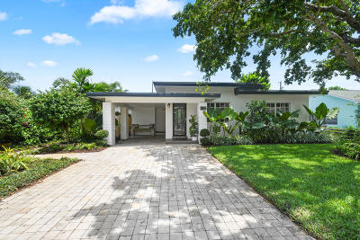 Lake Worth Single Family Home Contingent: 1622 Street