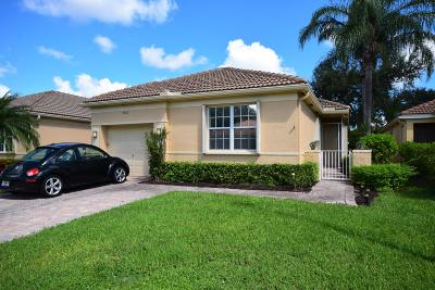 Delray Beach Single Family Home For Sale: 7036 Cataluna Circle