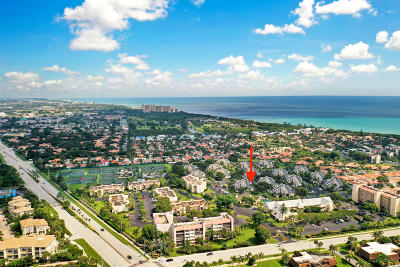 Jupiter Condo For Sale: 1605 S Us Highway 1 #11b