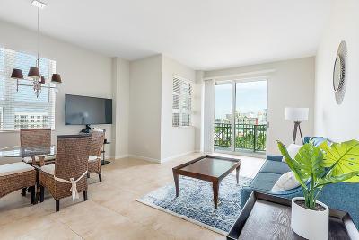 West Palm Beach Condo For Sale: 403 S Sapodilla Avenue #705