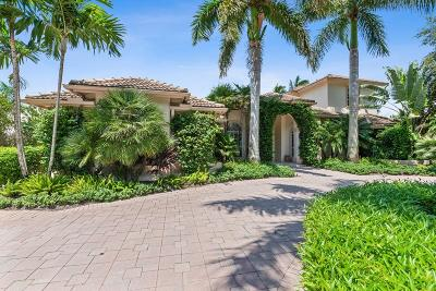 West Palm Beach Single Family Home For Sale: 1314 Breakers West Boulevard
