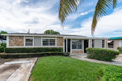 Pompano Beach Single Family Home For Sale: 624 NW 20th Street