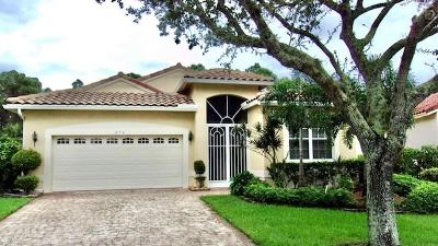 St Lucie County Single Family Home For Sale: 276 NW Toscane Trail