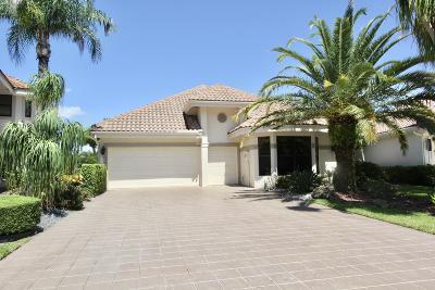 Boca Raton Single Family Home Contingent: 5263 Suffolk Drive