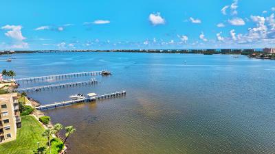 Lantana Condo For Sale: 200 Waterway Drive S #301