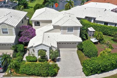 Boca Raton Single Family Home For Sale: 6462 Colomera Drive