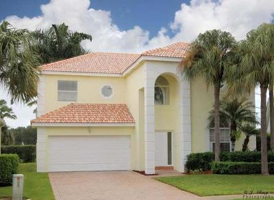 West Palm Beach Single Family Home For Sale: 3221 El Camino Real