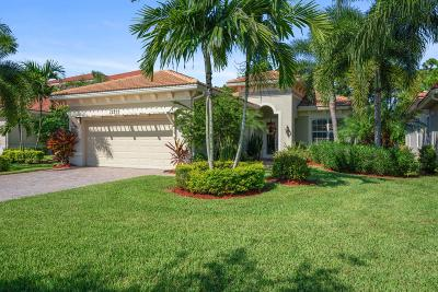 Palm Beach Gardens Single Family Home For Sale: 12273 Aviles Circle