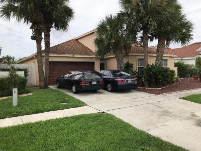 Boca Raton Single Family Home For Sale: 9385 Aegean Drive