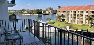Highland Beach Condo For Sale: 4750 S Ocean Boulevard #403