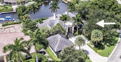 Palm Beach Gardens Single Family Home For Sale: 2940 Le Bateau Drive