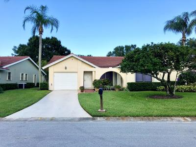 Palm City Single Family Home For Sale: 2767 SW Willowood Circle
