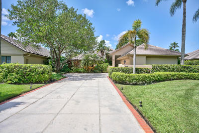 Palm Beach Gardens Single Family Home For Sale: 146 Coventry Place