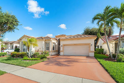 Lake Worth Single Family Home For Sale: 8370 Winter Springs Lane