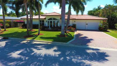 West Palm Beach Single Family Home For Sale: 224 Edmor Road