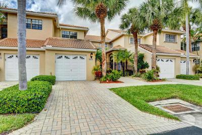 Boca Raton Condo For Sale: 6752 Montego Bay Boulevard #D