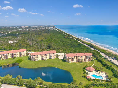 Jupiter Condo For Sale: 201 Ocean Bluffs Boulevard #106