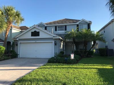 Royal Palm Beach Single Family Home For Sale: 138 Hamilton Terrace