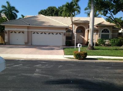 Palm Beach Gardens Single Family Home For Sale: 10251 Allamanda Circle