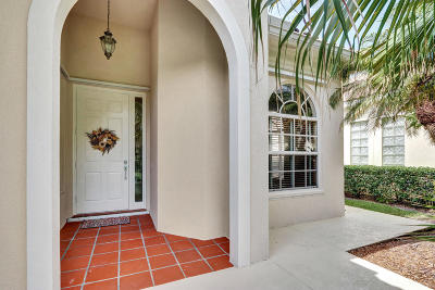 Delray Beach Single Family Home For Sale: 4816 Orchard Lane