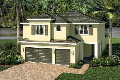 Delray Beach FL Single Family Home For Sale: $714,900