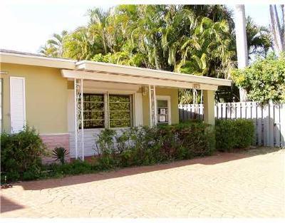 West Palm Beach Single Family Home For Sale: 3511 Washington Road