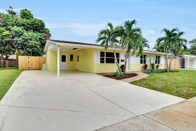 North Palm Beach Single Family Home For Sale: 924 Laurel Road