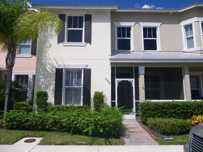 Tradition Townhouse For Sale: 10559 SW Cam Run