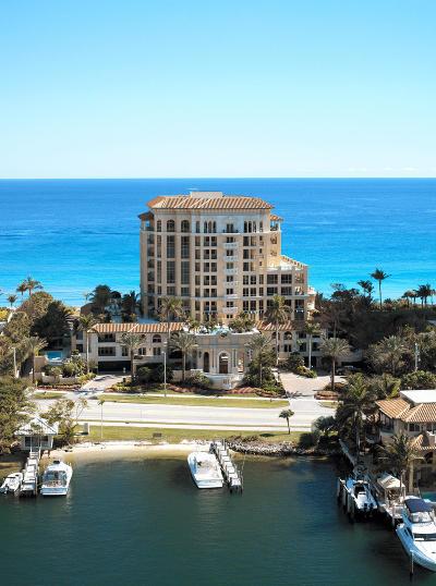 Boca Raton Condo For Sale: 400 S Ocean Boulevard #R-16