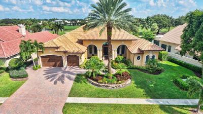 Boca Raton Single Family Home For Sale: 4781 Bocaire Boulevard
