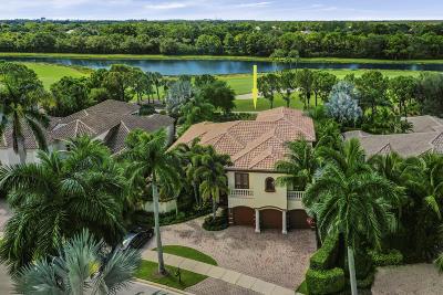 Palm Beach Gardens Single Family Home For Sale: 120 Via Verde Way