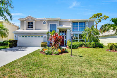 Martin County Single Family Home For Sale: 18172 SE Wood Haven Lane